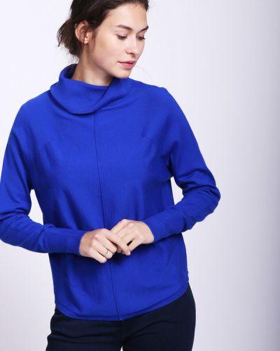 Пуловер синий Pezzo