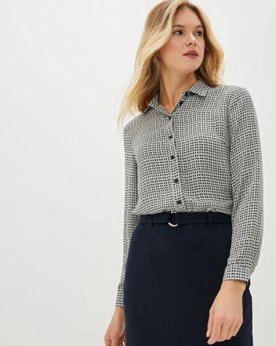 Блузка с длинным рукавом серая Vittoria Vicci