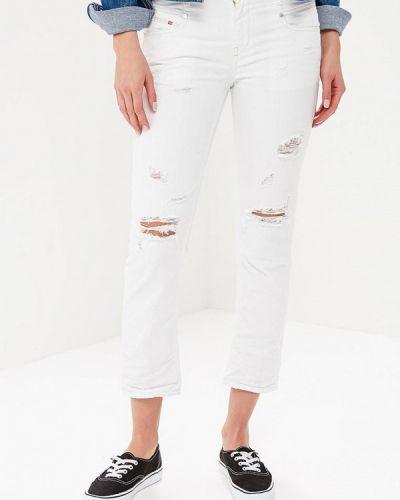 Белые брюки Diesel