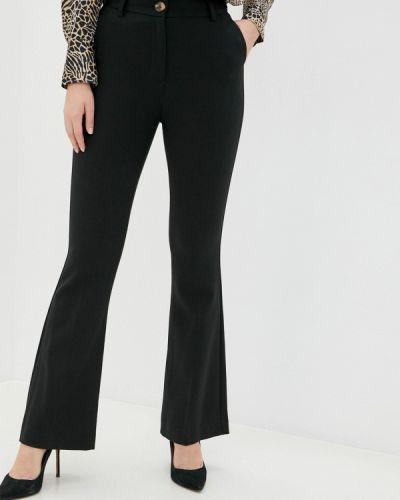 Черные брюки свободного кроя Marks & Spencer