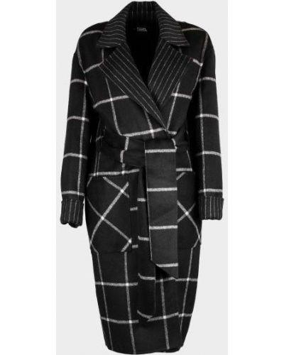 Пальто с капюшоном Karl Lagerfeld