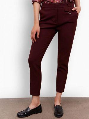 Бордовые зимние брюки Gerard Darel