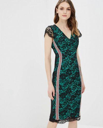 Зеленое платье Rinascimento