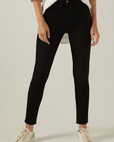 Зауженные джинсы - черные Springfield