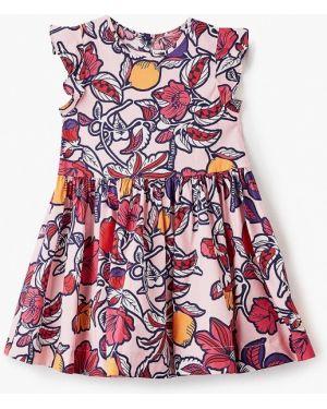 Платье розовый повседневное Petit Bateau