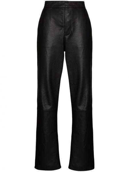 Czarne spodnie Rta