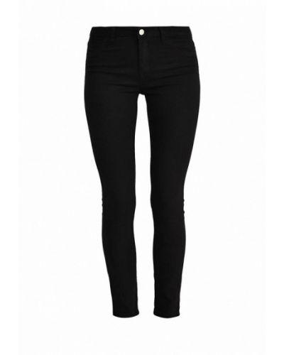 Черные джинсы-скинни Alcott