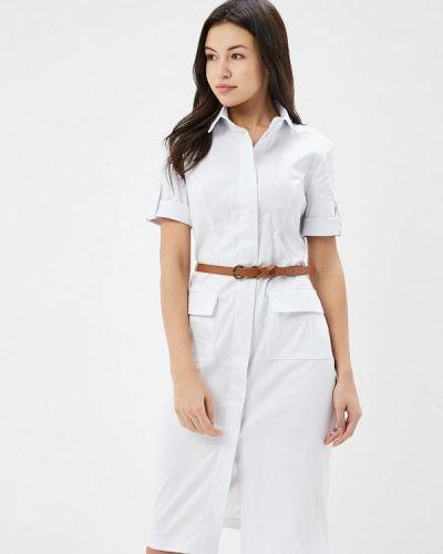 Белое платье весеннее Trendyangel