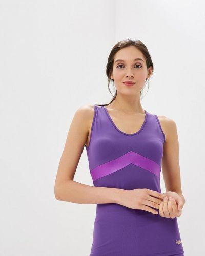 Майка спортивная фиолетовый Grishko