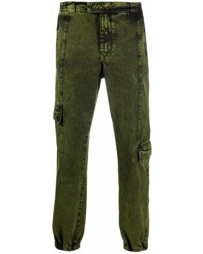 Zielone spodnie A-cold-wall*
