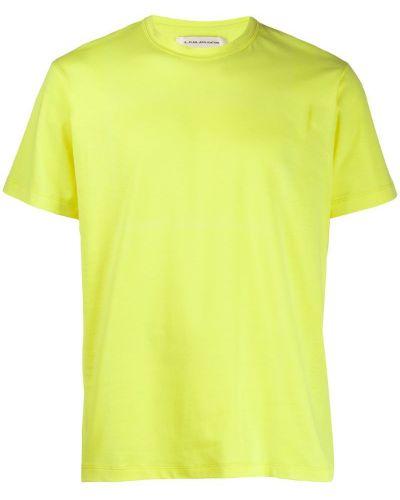 Базовая желтая футболка A_plan_application