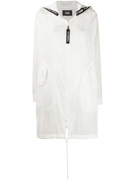 Anorak kurtka z kapturem Karl Lagerfeld