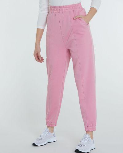 Розовые спортивные брюки Piazza Italia