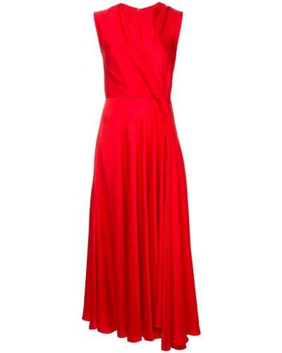 Платье шелковое платье-солнце Dalood