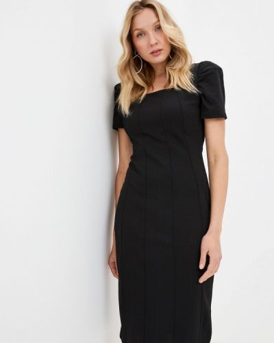 Черное платье-футляр Incity