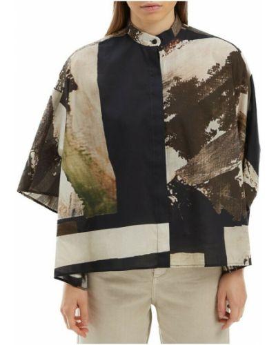 Beżowa koszula Ixos