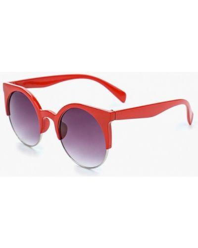 Красные солнцезащитные очки Modis