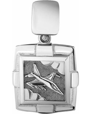 Медальон с декоративной отделкой с подвесками Aquamarine