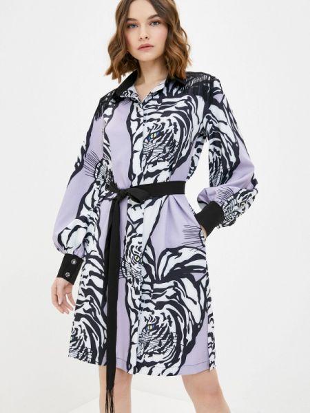 Платье платье-рубашка весеннее Lezzarine