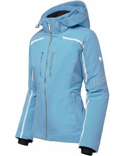 Утепленная куртка спортивная тонкая Descente