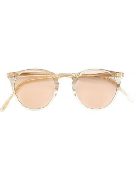 Оливковые очки Oliver Peoples