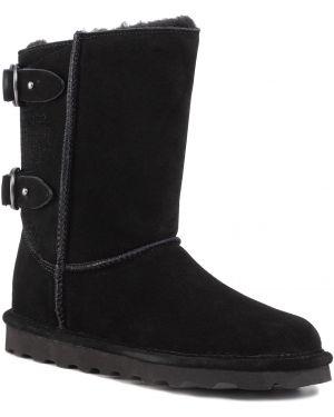 Buty czarne Bearpaw