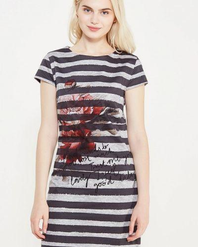Платье футболка осеннее Desigual