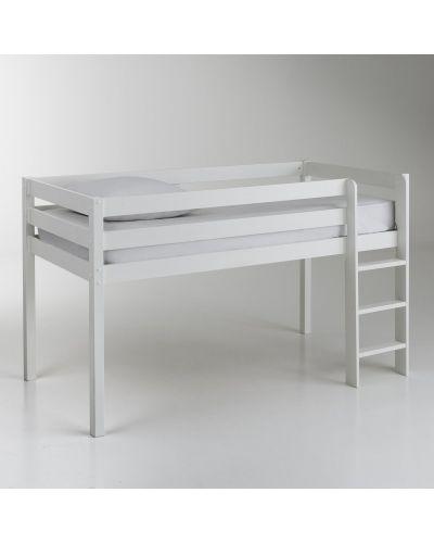 Кованая кровать детская с сеткой Мини-цена