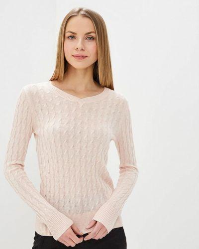 Розовый пуловер Baon