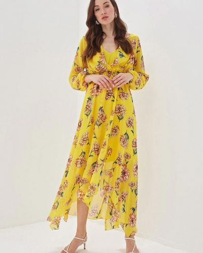 Платье - желтое Camomilla Italia