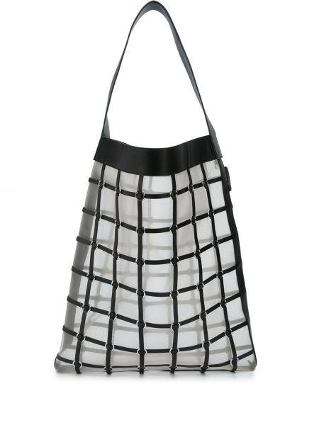 Skórzana torebka na ramię duży 3.1 Phillip Lim
