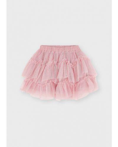 Różowa spódnica Mayoral