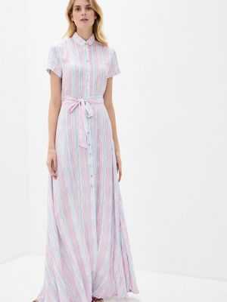 Платье - розовое Solou