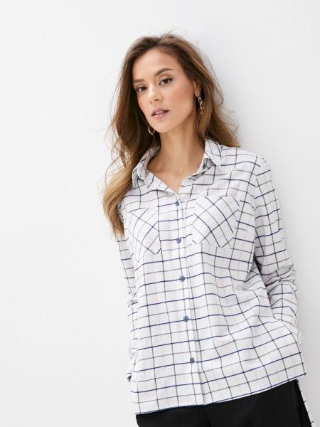 Блузка с длинным рукавом белая весенний Fashion.love.story
