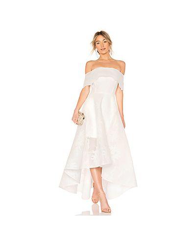 Вечернее платье мини макси Bronx And Banco