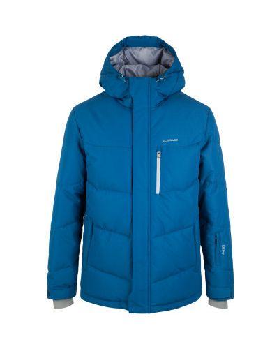 Утепленная куртка с капюшоном спортивная Glissade