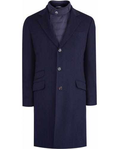 Пальто кашемировое итальянское Brunello Cucinelli