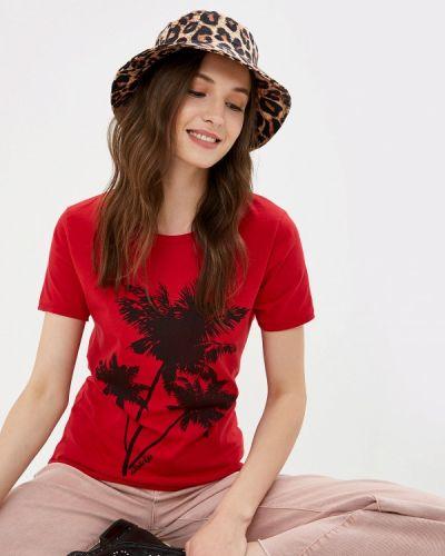 Поло красное Dali