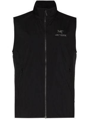 Длинная куртка - черная Arcteryx