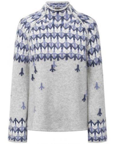 Серый свитер из вискозы для взрослых Giorgio Armani
