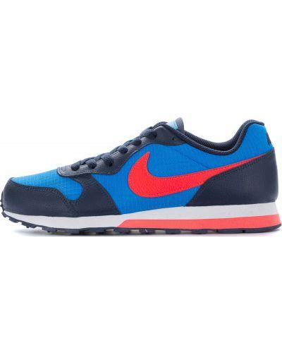 Кроссовки на шнуровке текстильные Nike