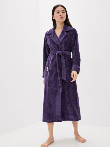 Домашний халат - фиолетовый Five Wien Home