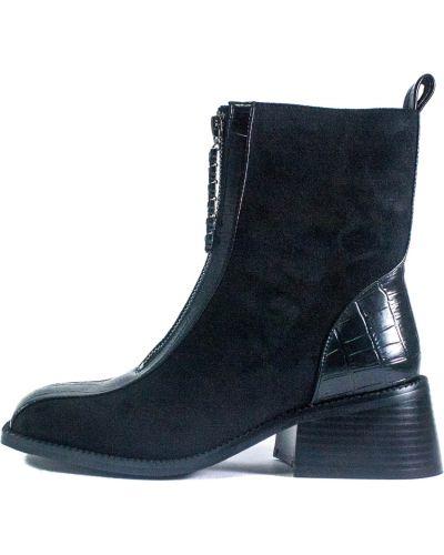Ботинки - черные Fabio Monelli