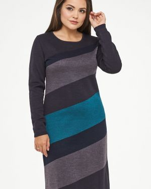 Платье платье-сарафан шерстяное Vay