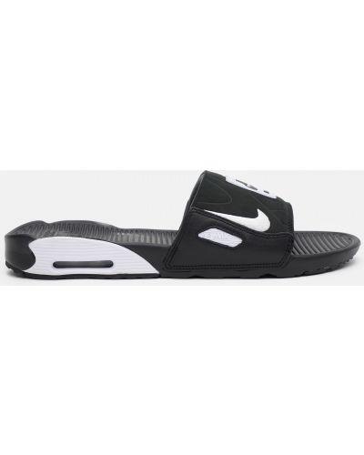 Черные сланцы Nike