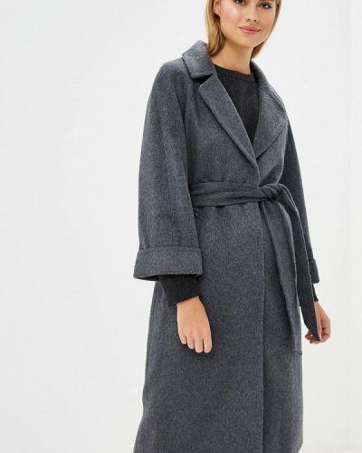 Пальто демисезонное серое La Reine Blanche
