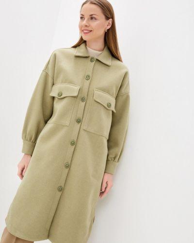 Зеленое пальто Imocean