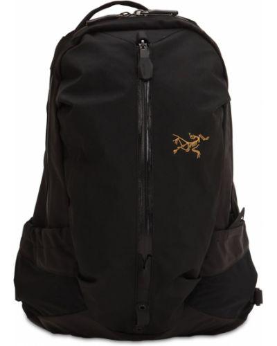 Czarny plecak na laptopa Arcteryx