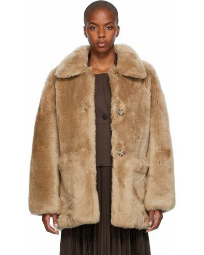Куртка с накладными карманами Yves Salomon Meteo
