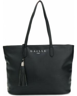 Сумка на плечо - черная Gaelle Bonheur